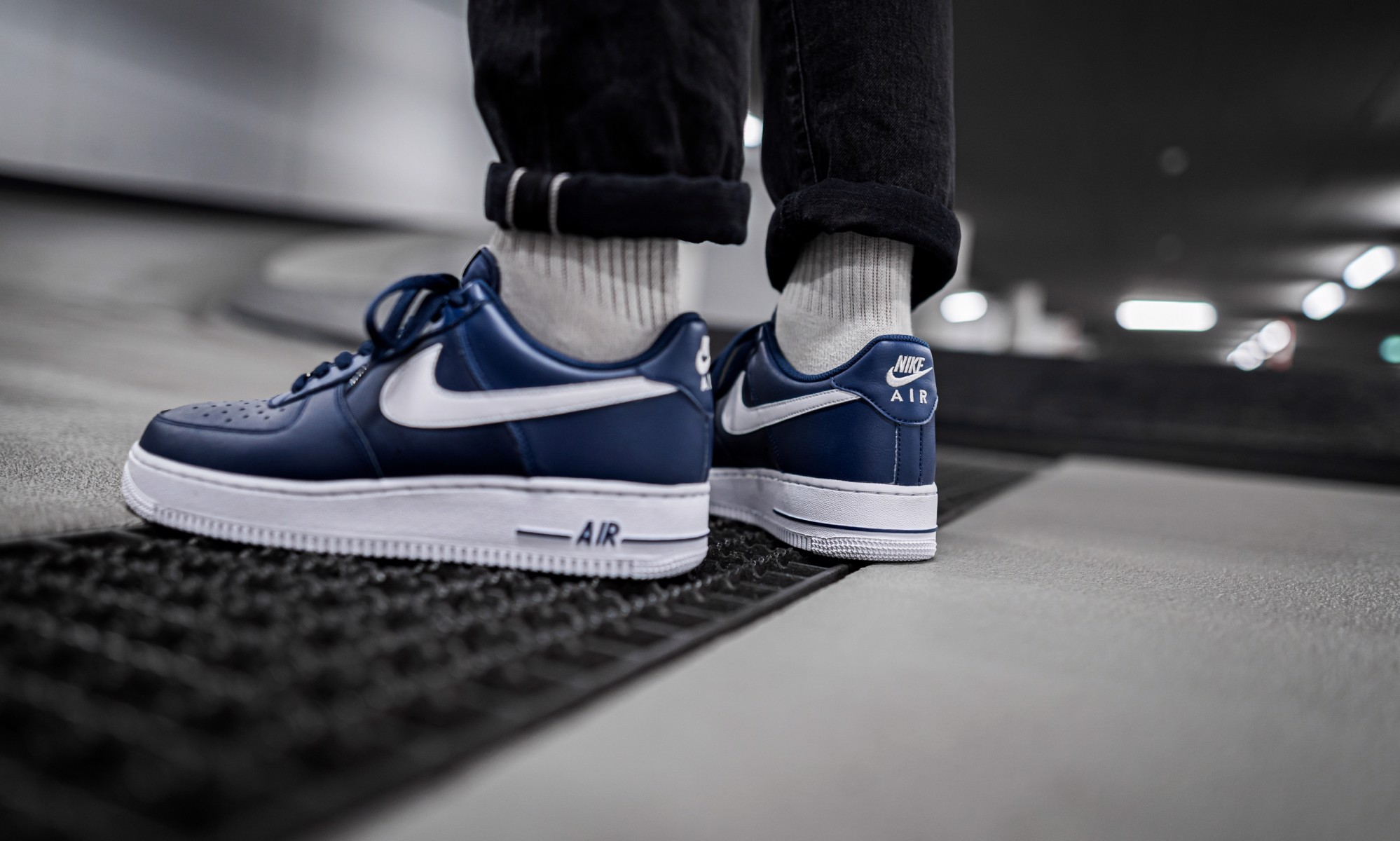 Nike Air Force 1 Low '07 AN20 'Midnight Navy' CJ0952-400