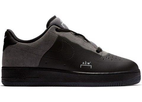 Nike Air Force 1 Low A Cold Wall Black BQ6924-001