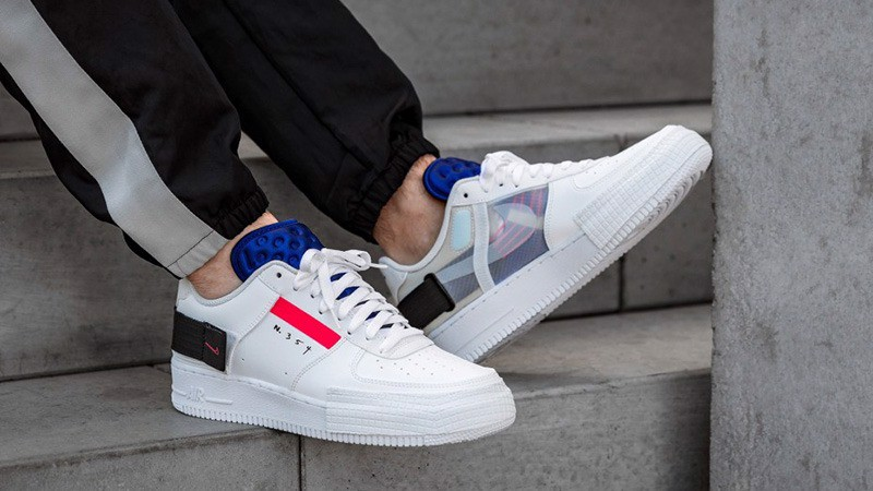 Nike Air Force 1 Low Type White C10054-100