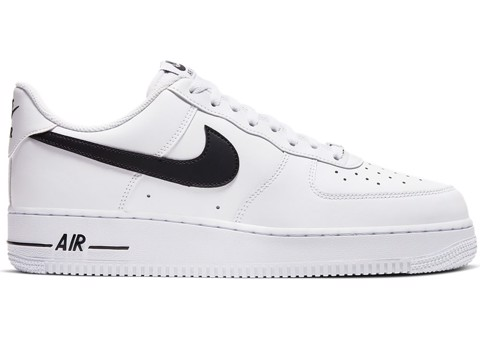 Nike Air Force 1 Low White Black (2020) CJ0952-100