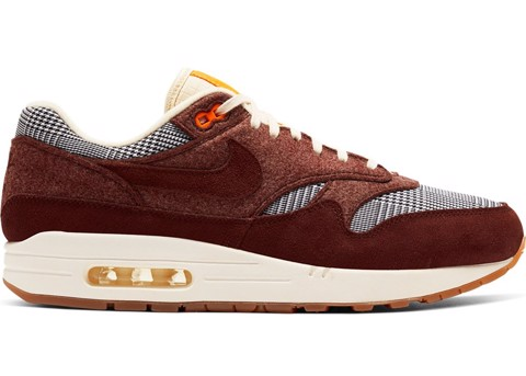 Nike Air Max 1 Houndstooth Bronze Eclipse CT1207-200