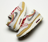 Giày Nike Air Max 1 Inside Out Club Gold Black 858876-713