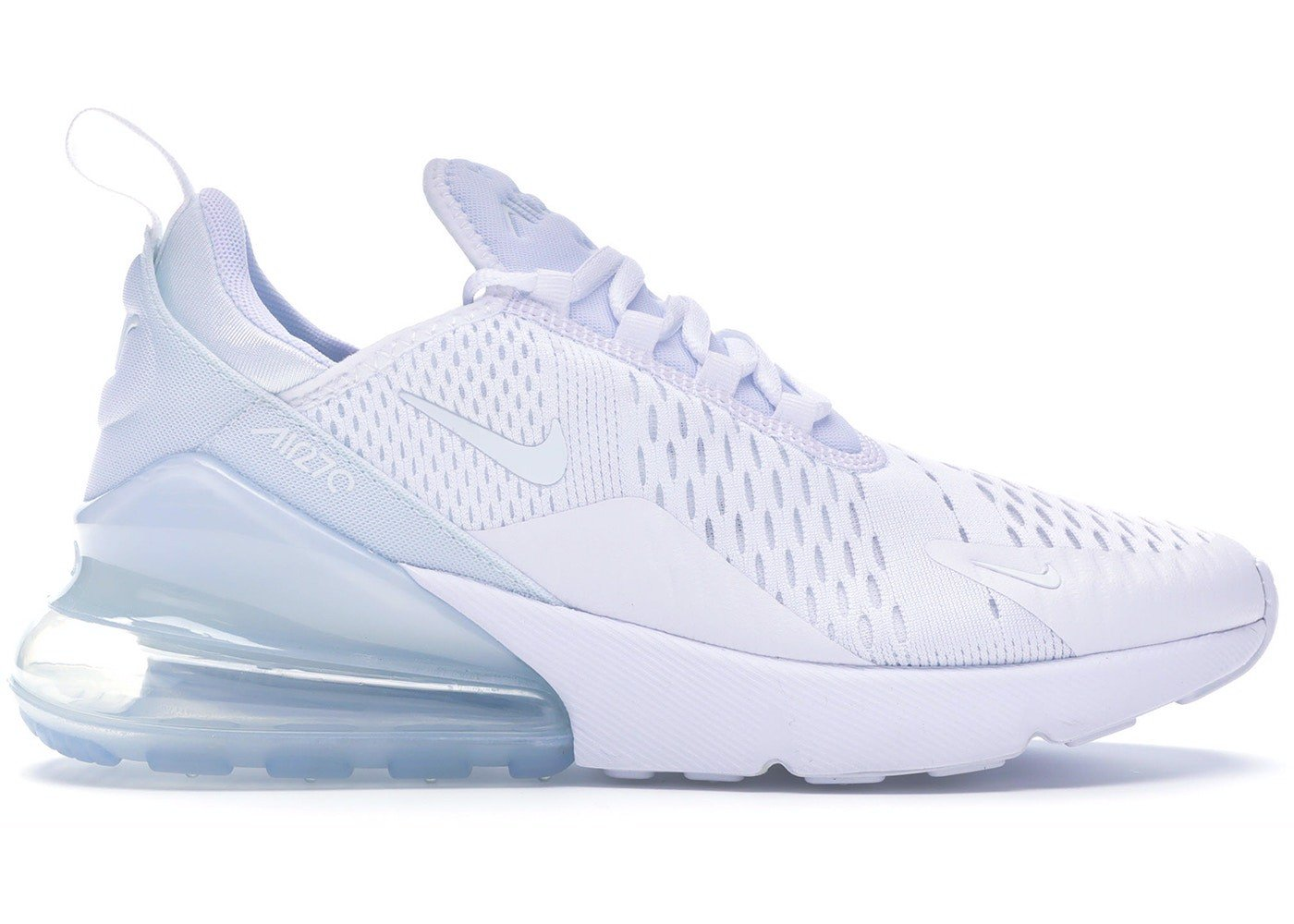 "Nike Air Max 270 ""Triple White"" AT7467-996"