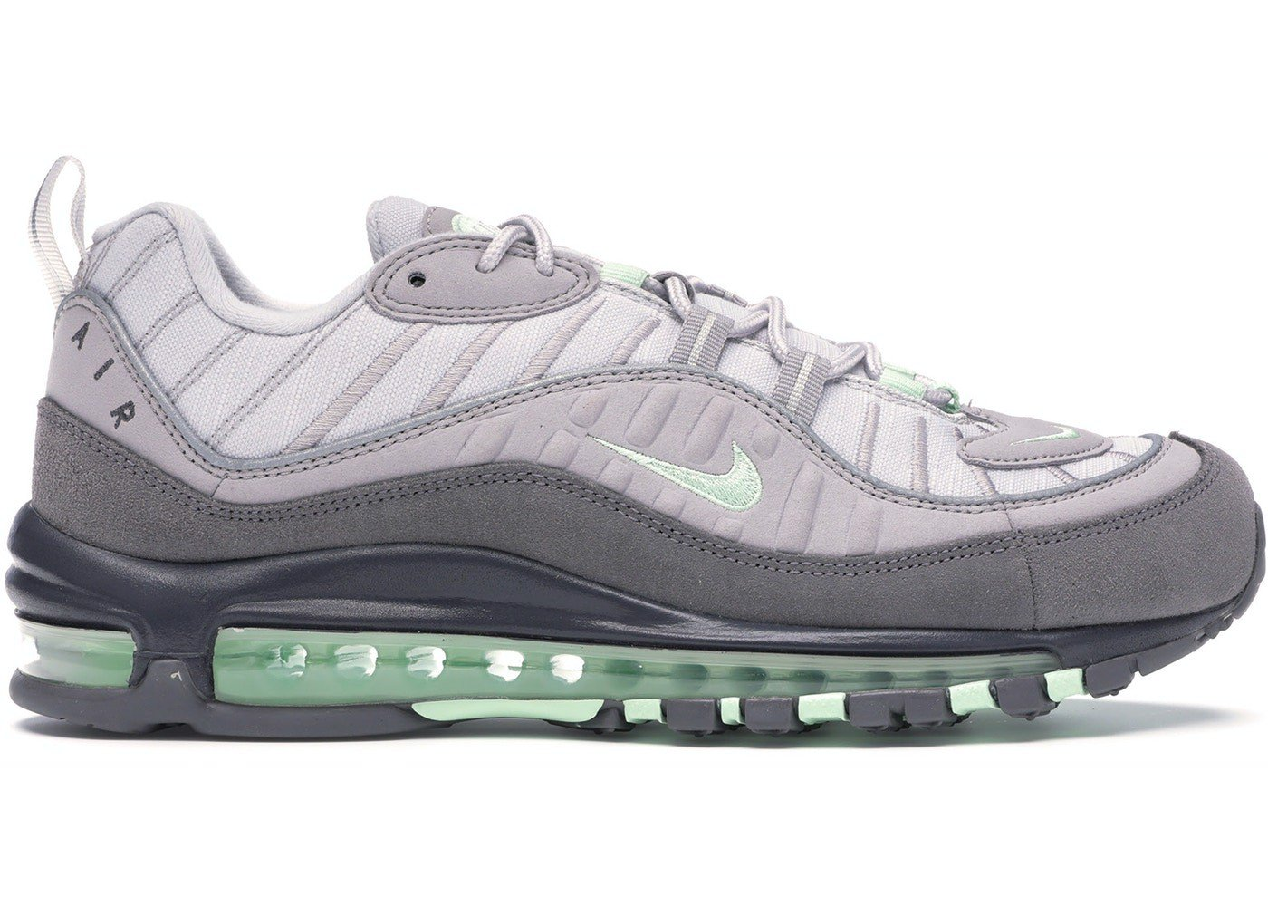Nike Air Max 98 Vast Grey Fresh Mint 640744-011