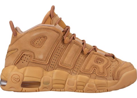 Nike Air More Uptempo Flax (GS) 922845-200