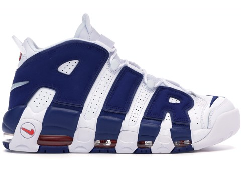 Nike Air More Uptempo Knicks 415082-103