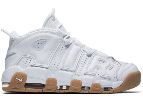 Nike Air More Uptempo White Gum 415082-101