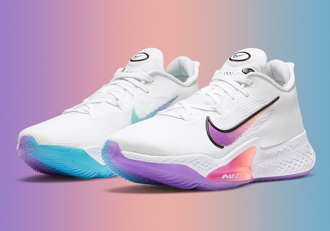 Nike Air Zoom BB NXT 'White Hyper Violet Crimson' CK5707-100