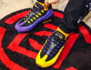 Giày Nike LeBron James x Air Max 95 NRG 'Lakers' CZ3624-001
