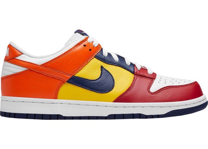 Nike Dunk Low COJP What the AA4414-400
