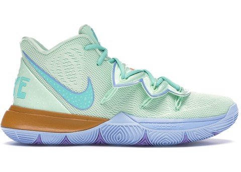 Nike Kyrie 5 Spongebob Squidward CJ6950-300