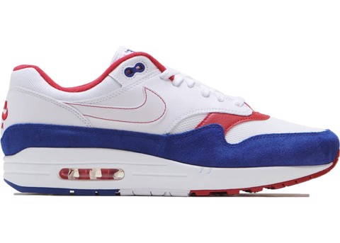 Nike Air Max 1 White Red Blue CJ9927-100