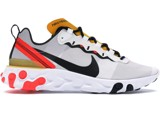 Nike React Element 55 Bright Crimson BQ6166-102