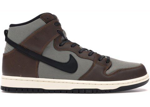 Nike SB Dunk High Baroque Brown BQ6826-201