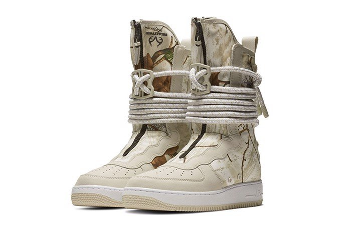 Nike SF Air Force 1 High Realtree® Boot AA1128-005