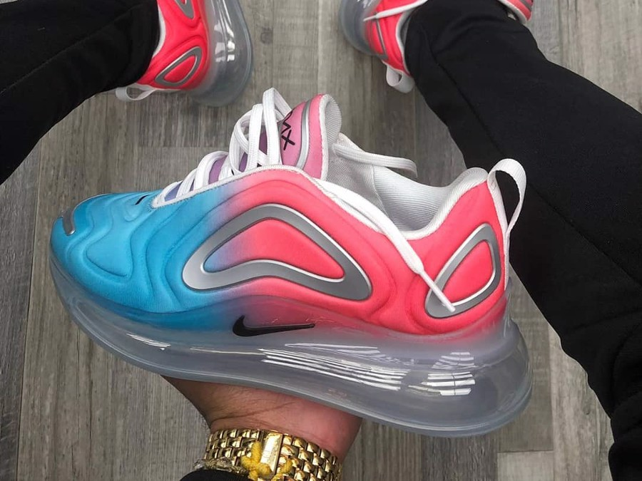Nike Air Max 720 Pink Sea AR9293-600