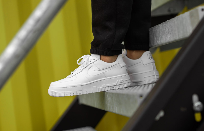 Nike Wmns Air Force 1 'Pixel White' CK6649-100 – AUTHENTIC SHOES