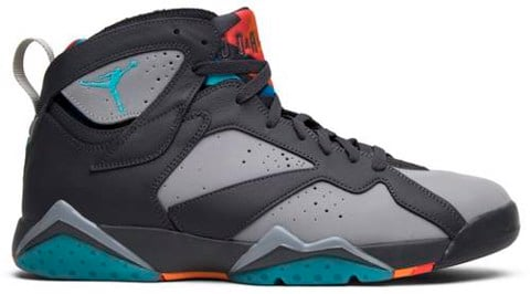 giay nike air jordan 7 retro barcelona days 304775 016