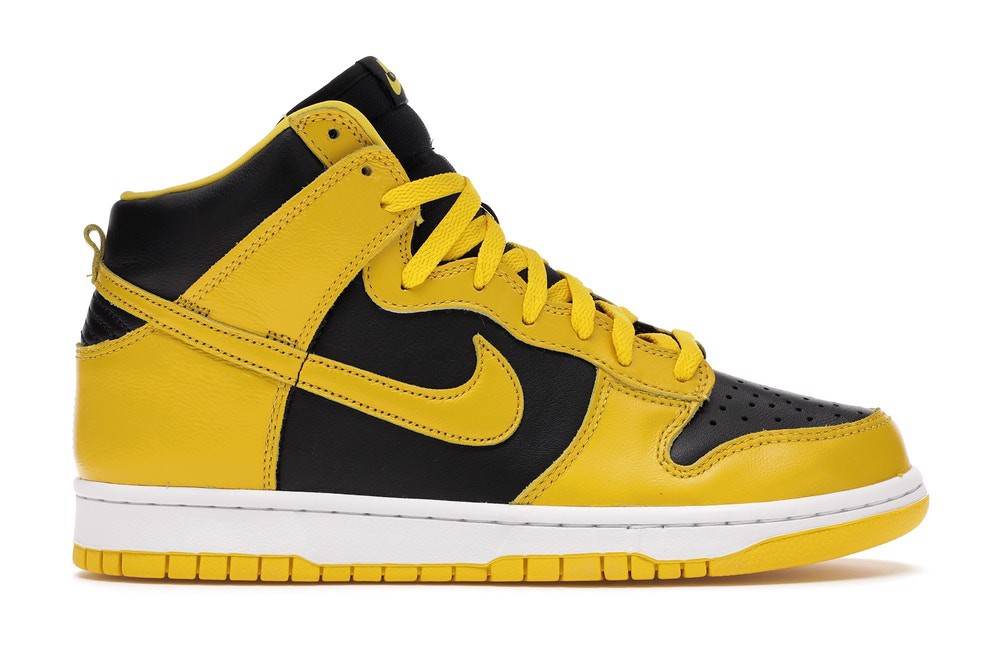 Nike Dunk High SP 'Iowa' 2020 CZ8149 002
