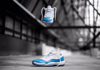 Nike Air Jordan 11 Retro Low 'University Blue' 528895-106