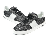 Giày Valentino Women's Fly Crew Rockstud sneakers PW2S0E19PEJ-R48