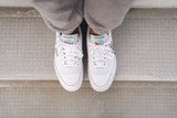 Giày Reebok Club C 85 'White Glen Green' FX3874