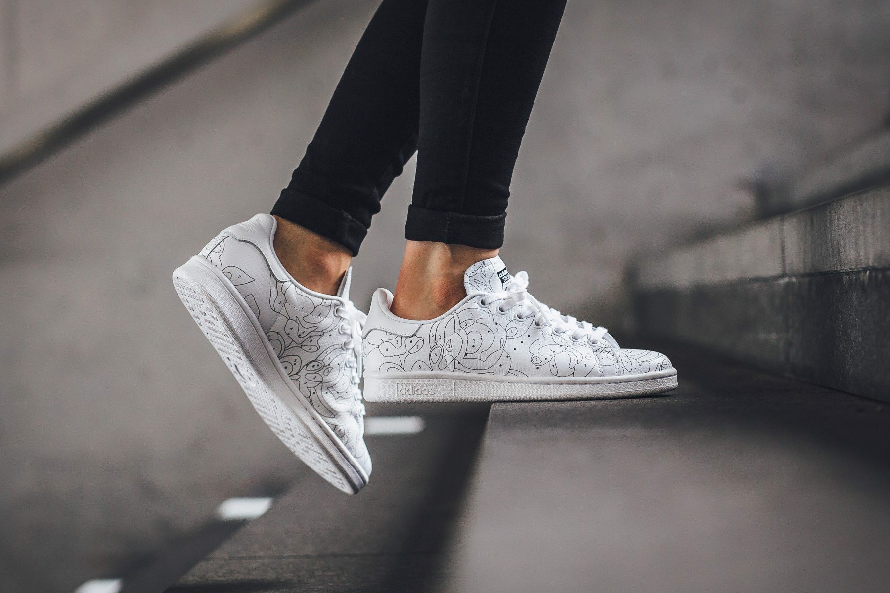 Adidas Stan Smith x Rita Ora S80292