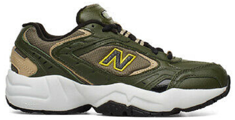 giay new balance 452 dark green wx452so