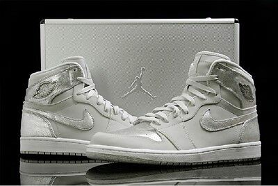 Nike Air Jordan 1 Retro Hi Silver '25th Anniversary' 396009-001