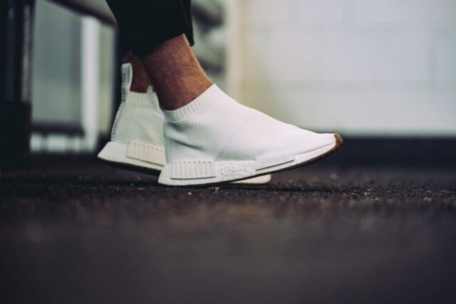 Adidas NMD City Sock Gum Pack White BA7208