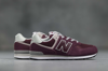 Giày New Balance 574 Kids 'Burgundy' GC574GB