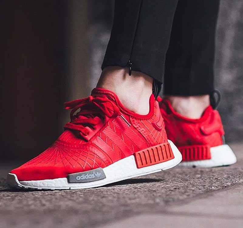 Adidas Wmns NMD_R1 'Lush Red' S79385