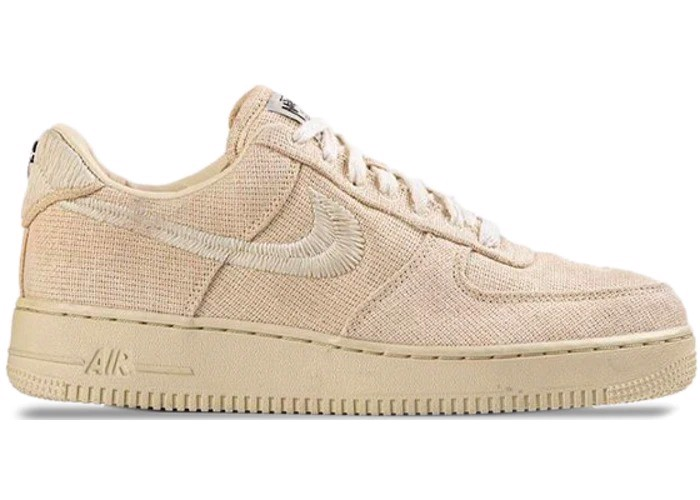 Stussy x Nike Air Force 1 Low 'Fossil' CZ9084 200