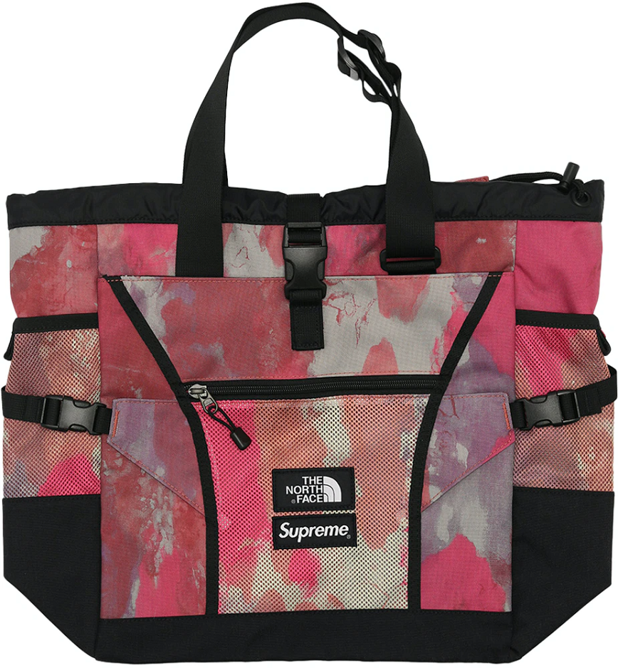 Supreme The North Face Adventure Tote Multicolor SUP-THNFATMC