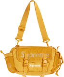 Supreme Waist Bag SS20 Gold SUP-WABGLD