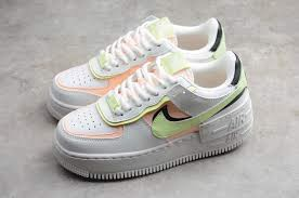 Nike Air Force 1 Shadow 'White Crimson Tint' CI0919-107
