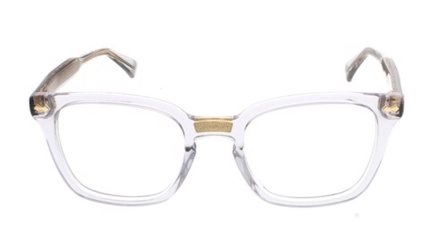 Gucci Grey Men Eyeglasses GG0184O 005