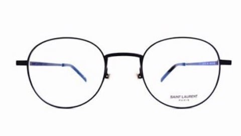 Saint Laurent Glasses Black SL 129 001