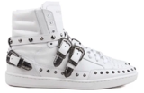 Giày Saint Laurent Men`s High Top Sneakers 346798-AQ500-9089