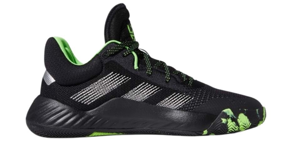 Adidas D.O.N. Issue #1 Stealth Spider Man EF2805