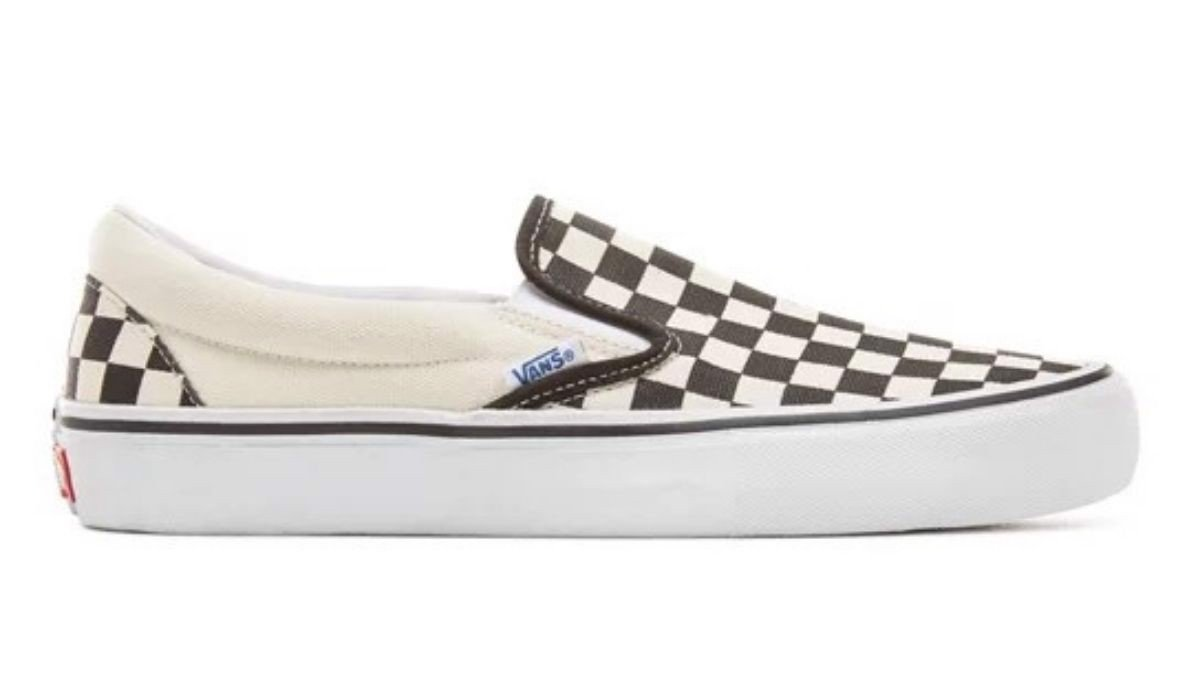 Vans Asher 'Checkerboard' VN000SEQIPD