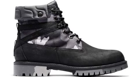 Timberland Heritage EK+ 6 inch Boot 'Black' TB0A29P7