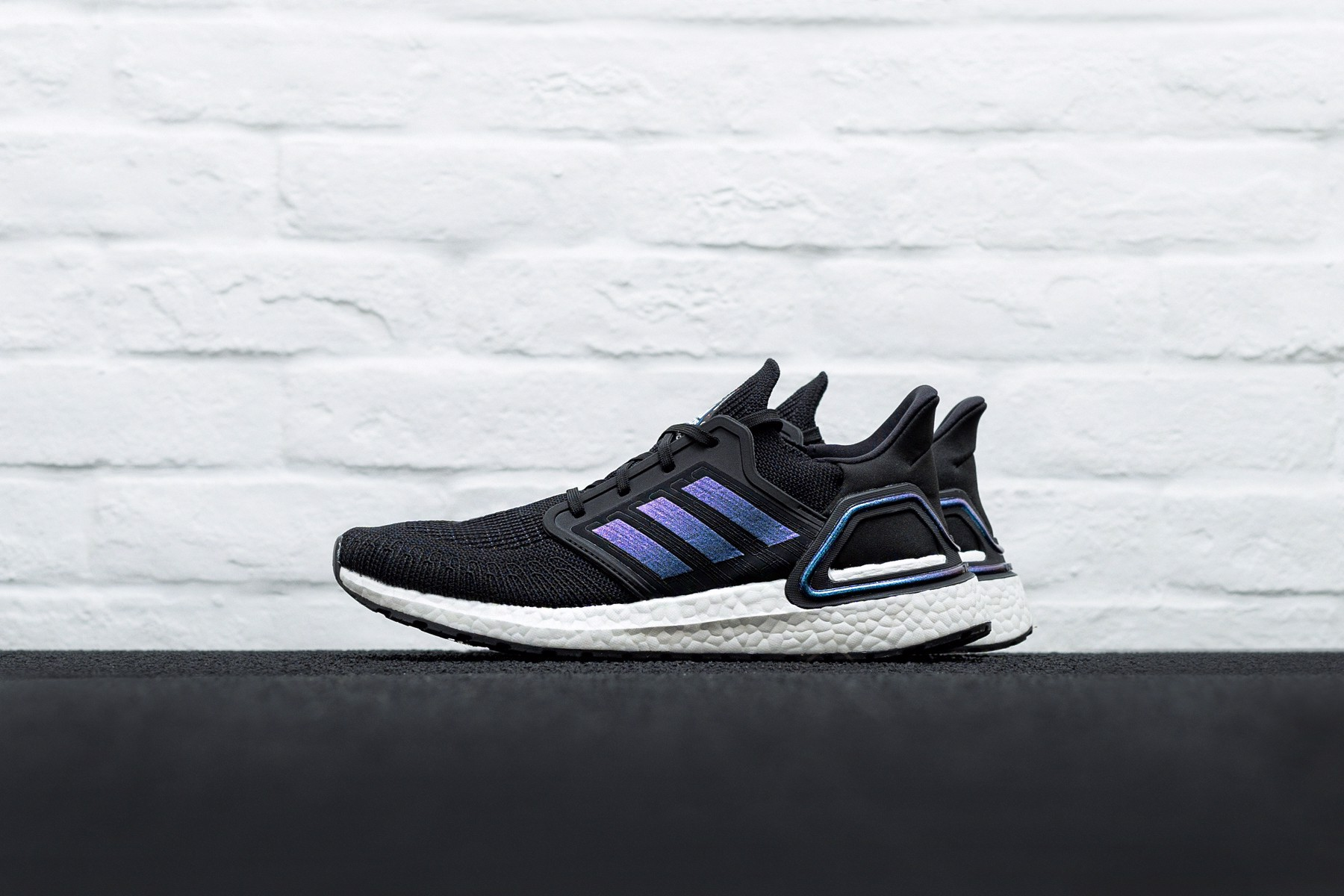 Adidas UltraBoost 20 'ISS US National Lab - Black Blue' EG0692
