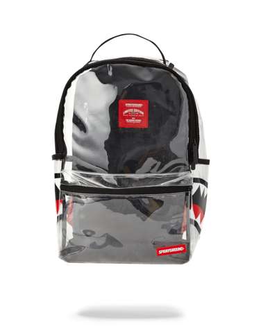 sprayground angled 20 20 vision shark backpack