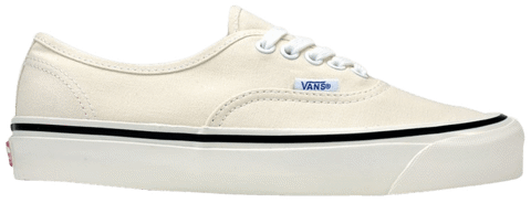 Vans Authentic 44 DX 'Anaheim Factory' White VN0A38ENMR4