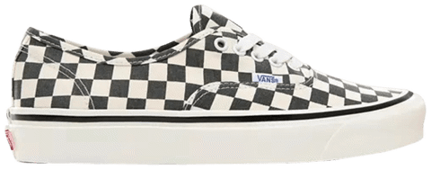 Vans Authentic 44 DX 'Anaheim Factory' Checkerboard VN0A38ENOAK