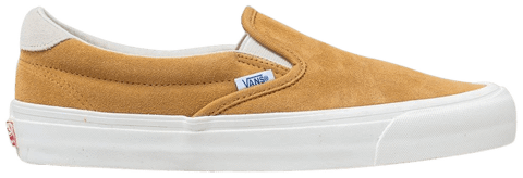 Vans OG Slip-On 59 LX Suede 'Honey Mustard'