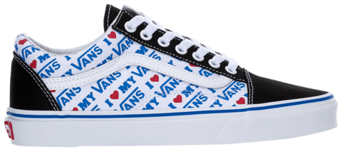 Vans Old Skool 'I Heart My Vans' VN0A38G1VR9