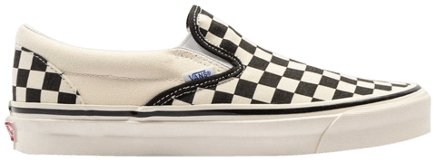 Vans Classic Slip-On 98 DX 'Anaheim Factory - Checkerboard' VN0A3JEXPU1