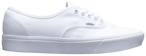 Vans Authentic Comfy Cush 'True White' VN0A3WM7VNG